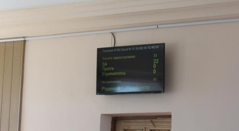 Белгород-Днестровским депутатам создали комфортные условия труда (ФОТО)