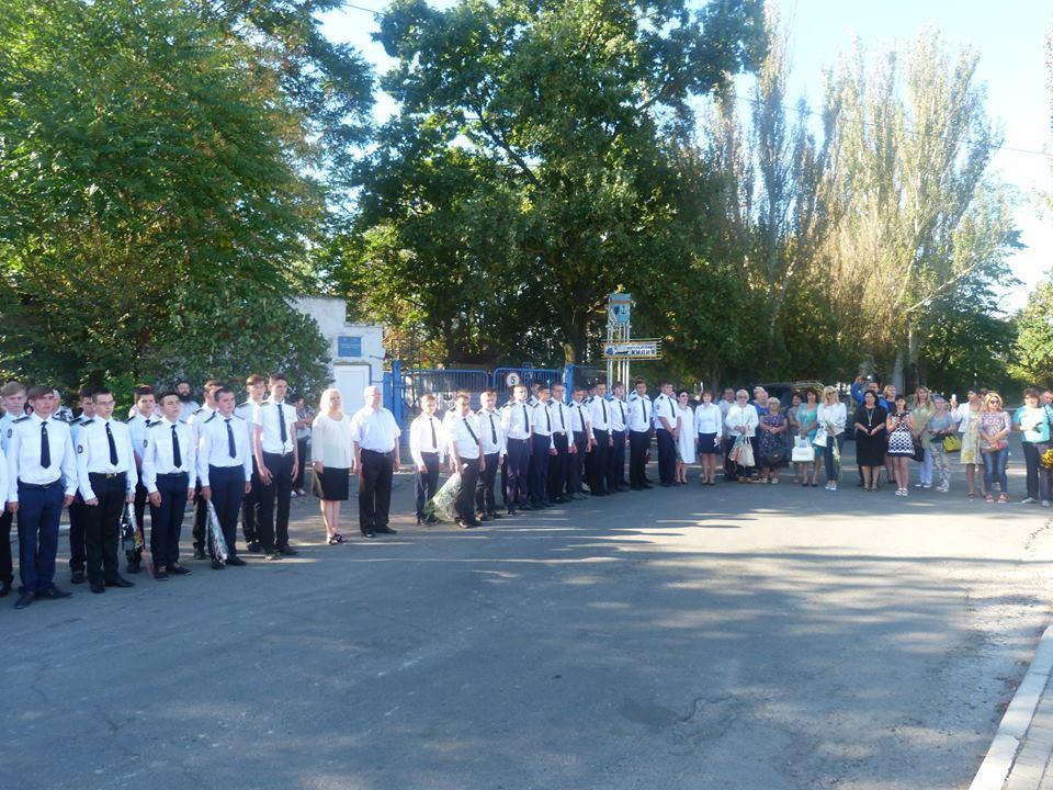 14222290_181380022286834_5692529581525475898_n В Килии приветствовали первых студентов транспортного колледжа