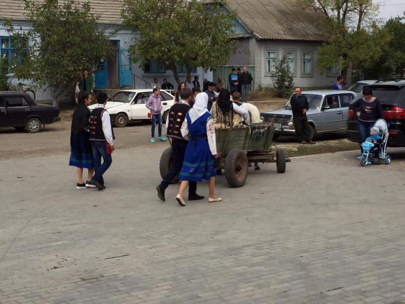 14457532_1091324860923518_3285806750968333430_n Килийский р-н: село Новосёловка с колоритом отметило 200-летний юбилей (ФОТО)