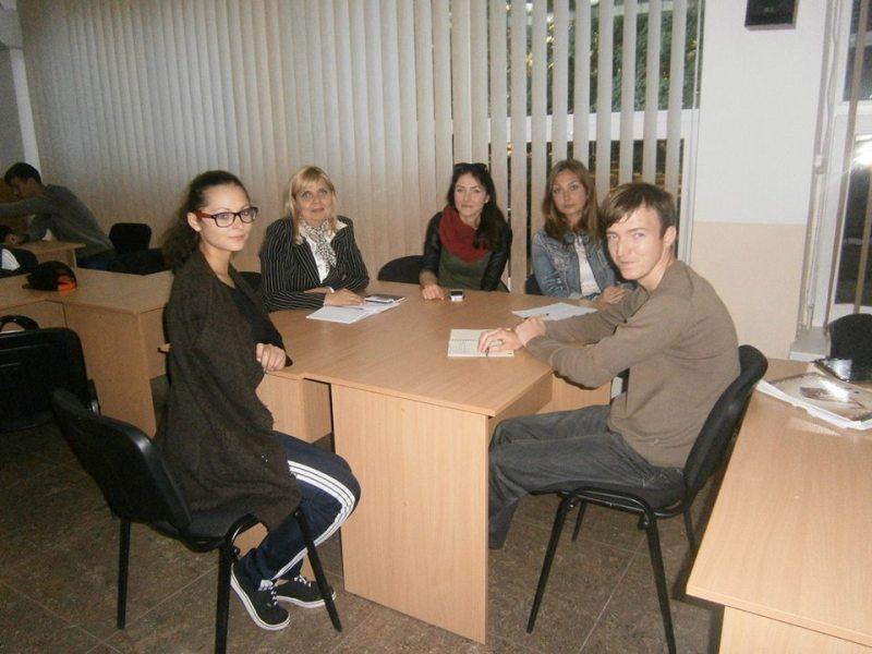 14502848_347047985635834_6156307093769934759_n Измаил: в ИГГУ волонтеры учили студентов создавать социальные проекты (ФОТО)