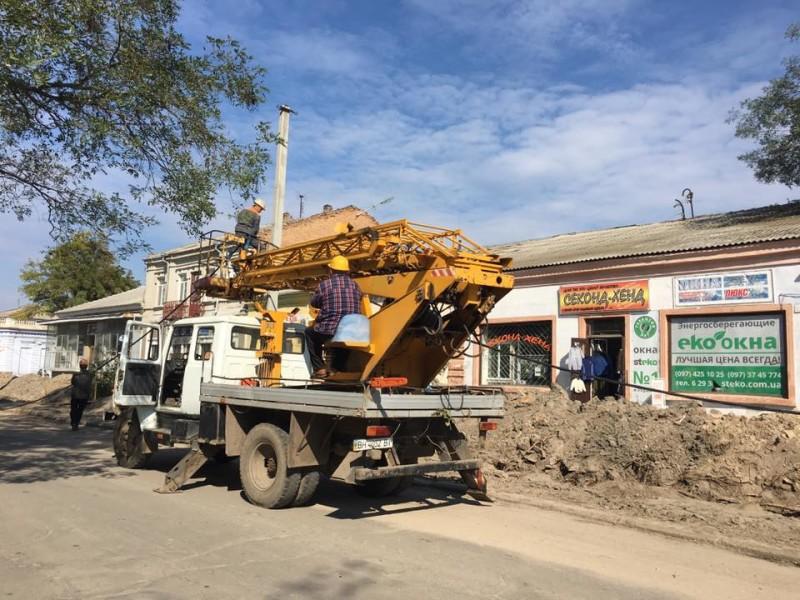 14502979_1094338703955467_7732108681470562583_n-e1475224743948 В Килии проходит масштабное благоустройство: центральная улица разрыта строительной техникой (ФОТО)