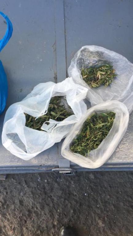 2 Житель Болградского района пытался пронести наркотики в Молдову...в носках  (ФОТО)