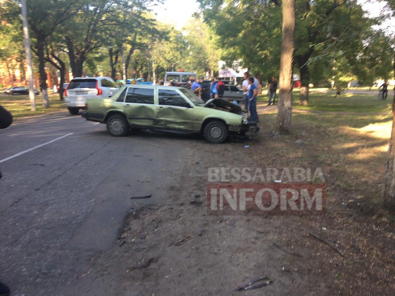 Измаил: на проспекте Суворова произошло смертельное ДТП (фото)