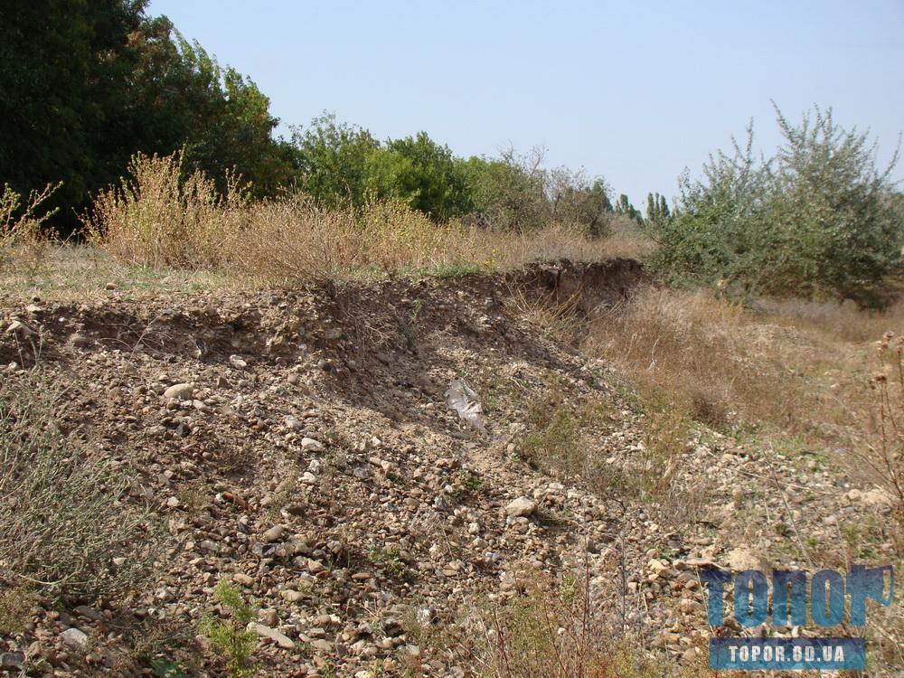 Gravij-2 Жители Рени незаконно добывают гравий (ФОТО)