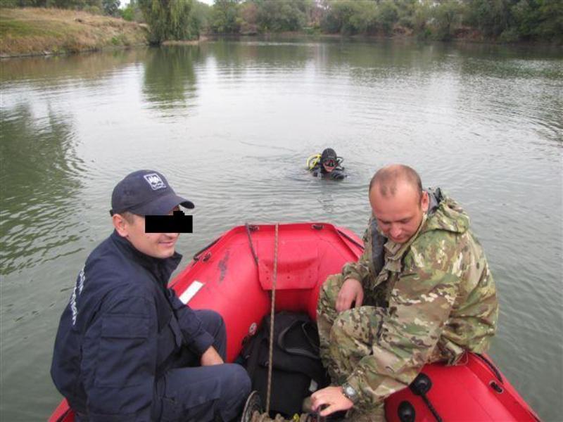 IMG_0244 В Одесской области приграничные водоемы обследуют с помощью водолазного снаряжения (ФОТО)