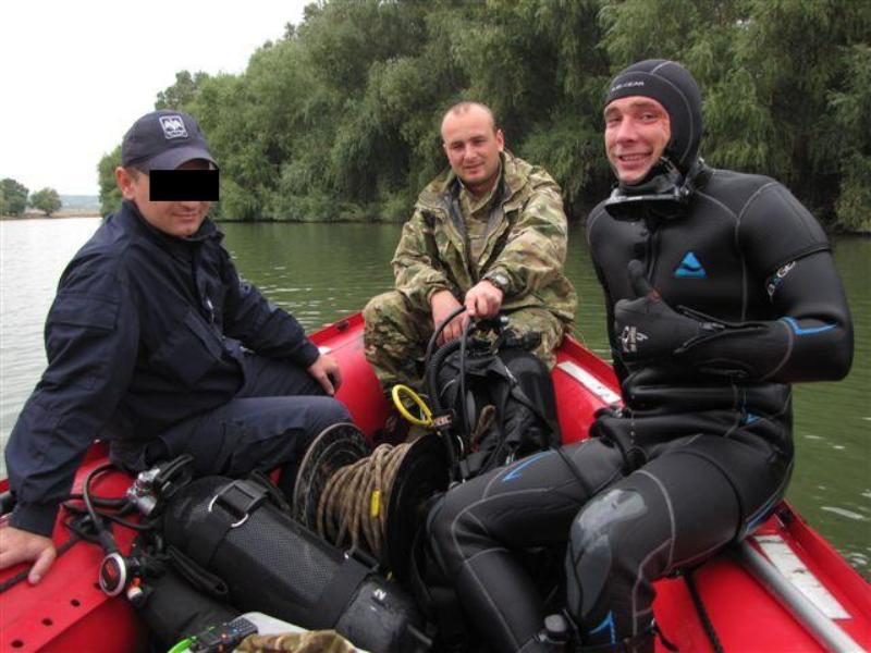 IMG_0249 В Одесской области приграничные водоемы обследуют с помощью водолазного снаряжения (ФОТО)