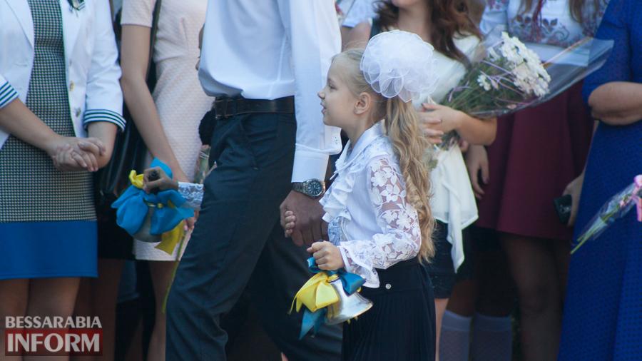IMG_0729 1 сентября в школах Измаила раздался первый звонок (фоторепортаж)