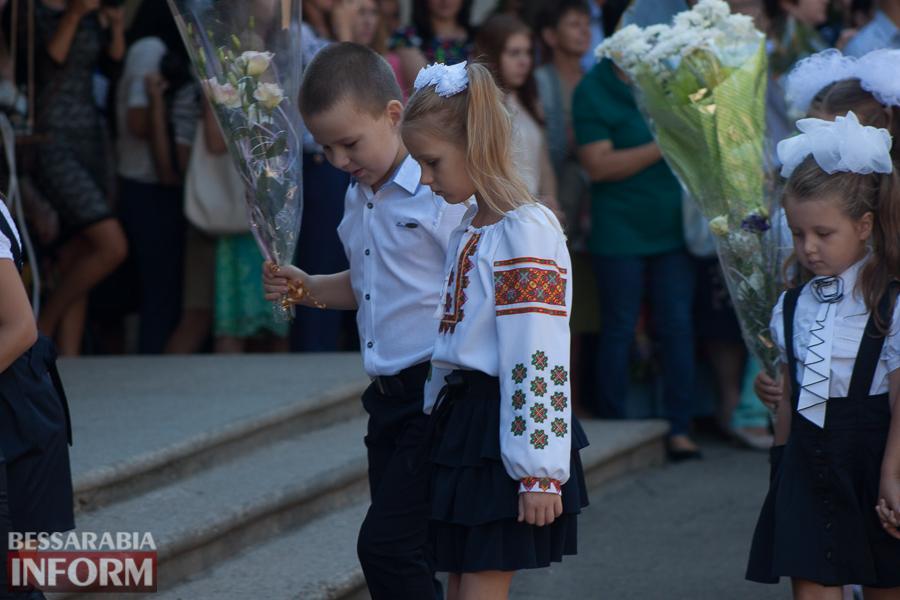 IMG_0754 1 сентября в школах Измаила раздался первый звонок (фоторепортаж)