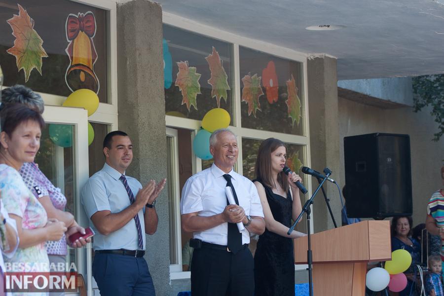 IMG_0823 1 сентября в школах Измаила раздался первый звонок (фоторепортаж)