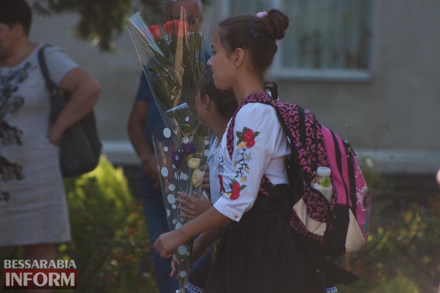 IMG_0833 1 сентября в школах Измаила раздался первый звонок (фоторепортаж)