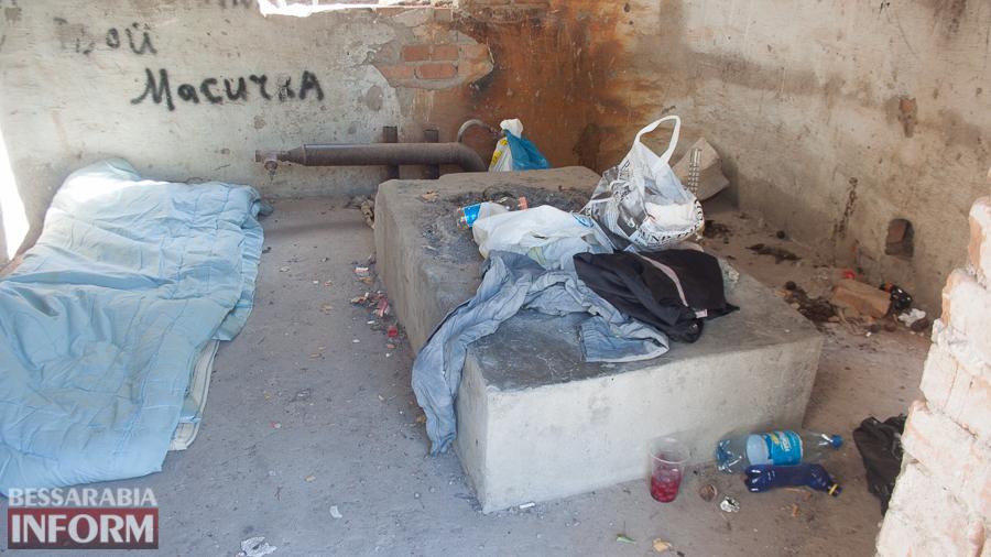 IMG_1133 Измаил: неприятное соседство или наркопритон в спальном районе (ФОТОФАКТ)
