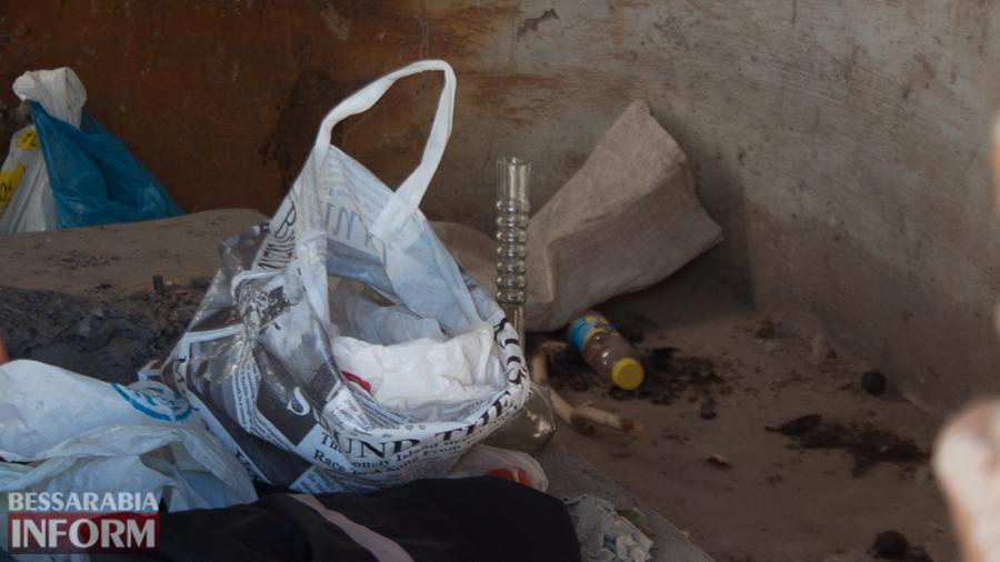 IMG_1135 Измаил: неприятное соседство или наркопритон в спальном районе (ФОТОФАКТ)
