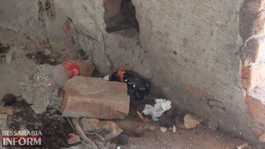 IMG_1138 Измаил: неприятное соседство или наркопритон в спальном районе (ФОТОФАКТ)