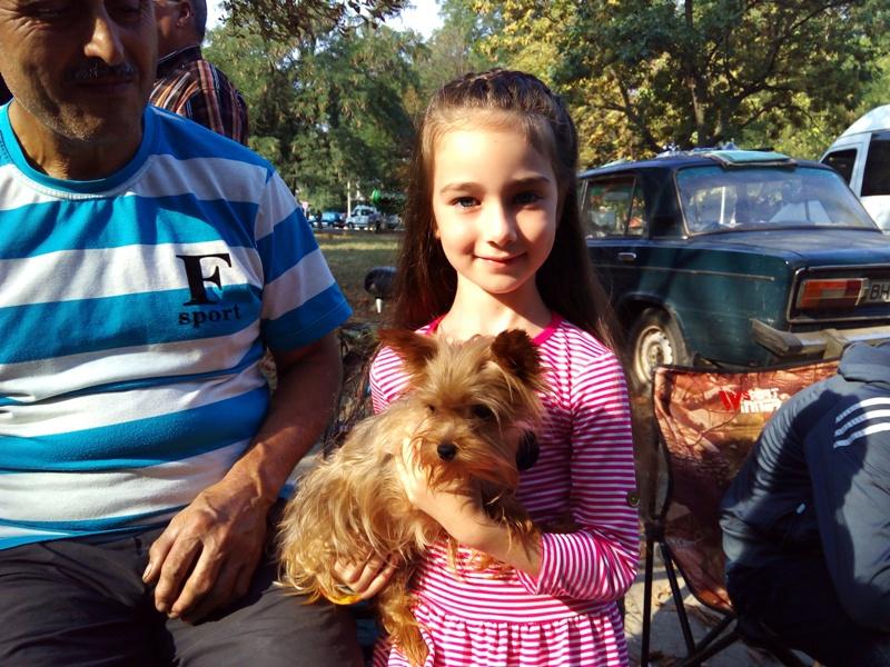 IMG_20160917_095502 Выставка-ярмарка домашних животных в Измаиле: коммерция и зрелище в одном флаконе (ФОТО)