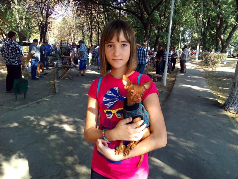 IMG_20160917_103420 Выставка-ярмарка домашних животных в Измаиле: коммерция и зрелище в одном флаконе (ФОТО)
