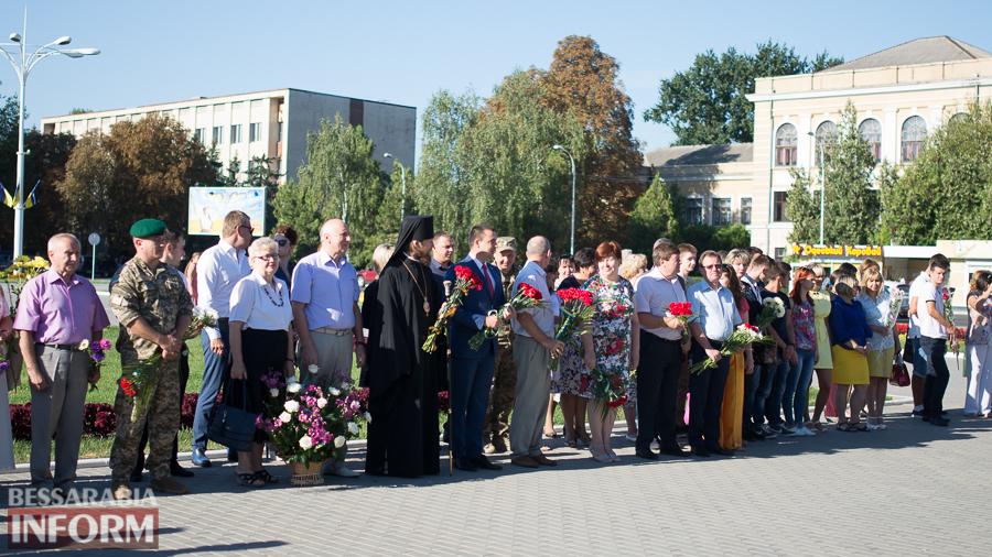 SME_3222 В Измаиле отметили 71-ю годовщину окончания Второй мировой войны (ФОТО)
