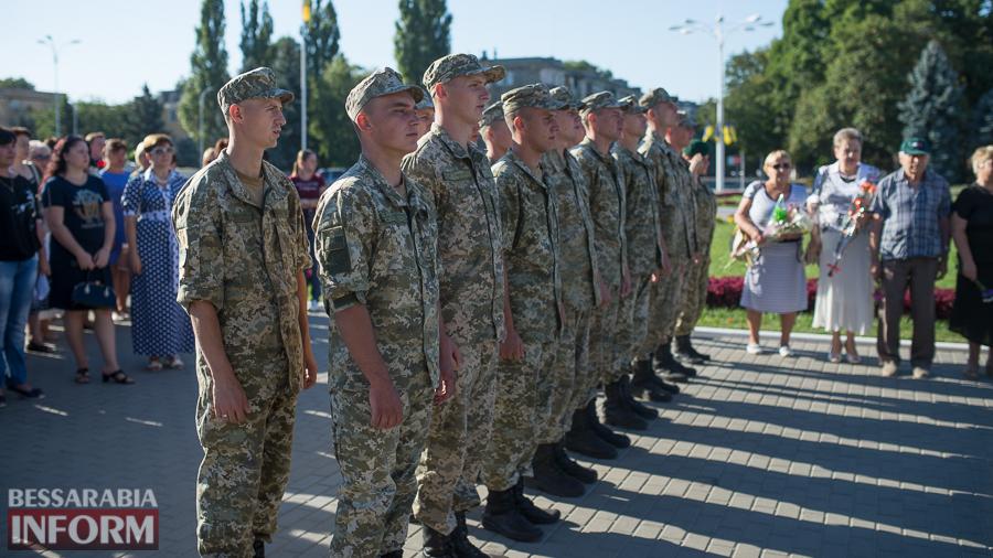 SME_3229 В Измаиле отметили 71-ю годовщину окончания Второй мировой войны (ФОТО)