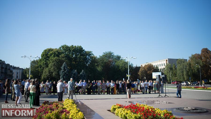 SME_3235 В Измаиле отметили 71-ю годовщину окончания Второй мировой войны (ФОТО)