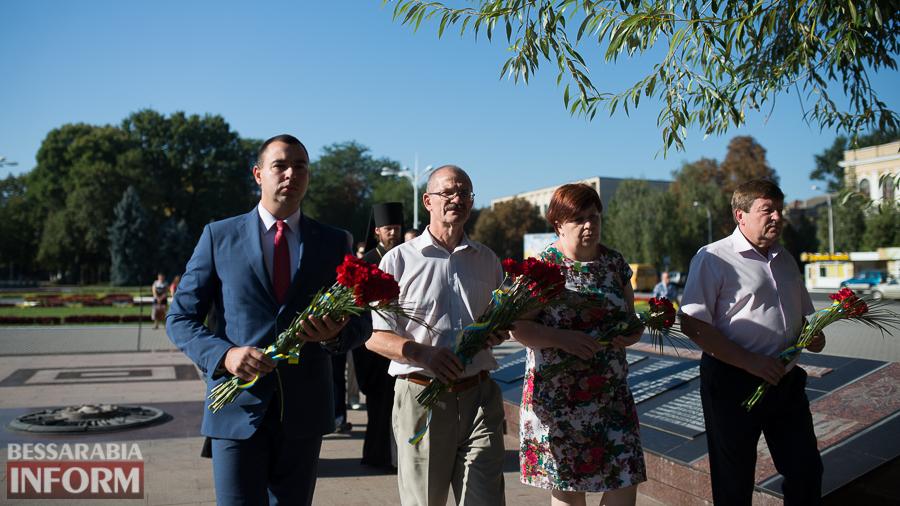 SME_3253 В Измаиле отметили 71-ю годовщину окончания Второй мировой войны (ФОТО)