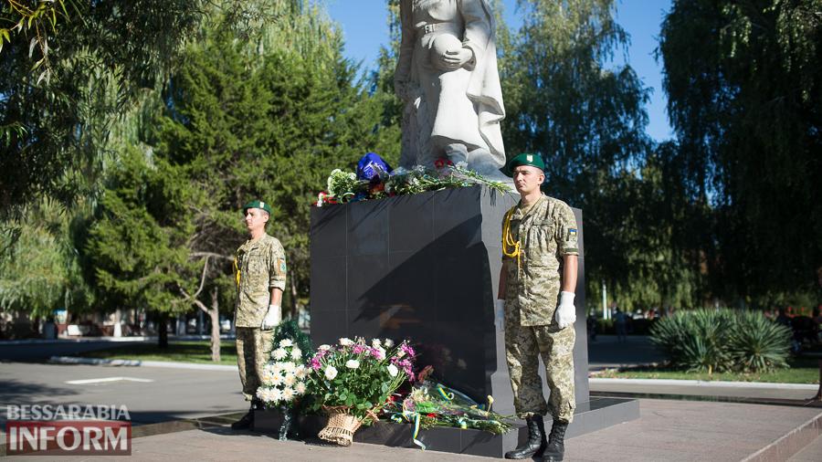SME_3275 В Измаиле отметили 71-ю годовщину окончания Второй мировой войны (ФОТО)