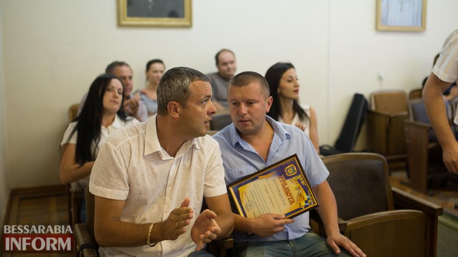 SME_3709 В Измаиле наградили лучших бизнесменов города и района (ФОТО)