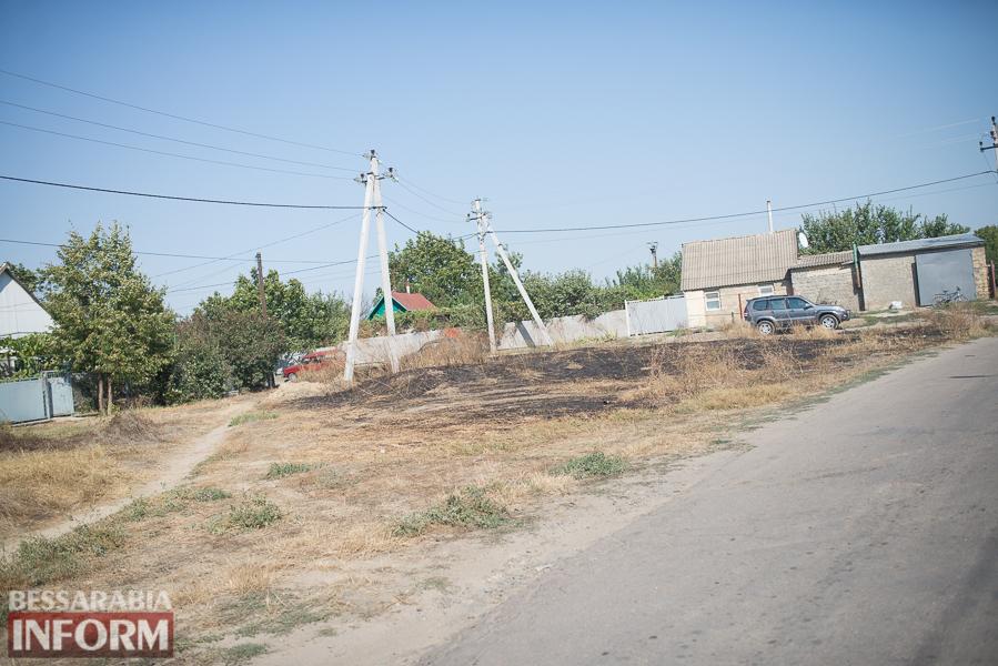 SME_3730 Измаил: последствия пожара на улице Некрасова (фото)