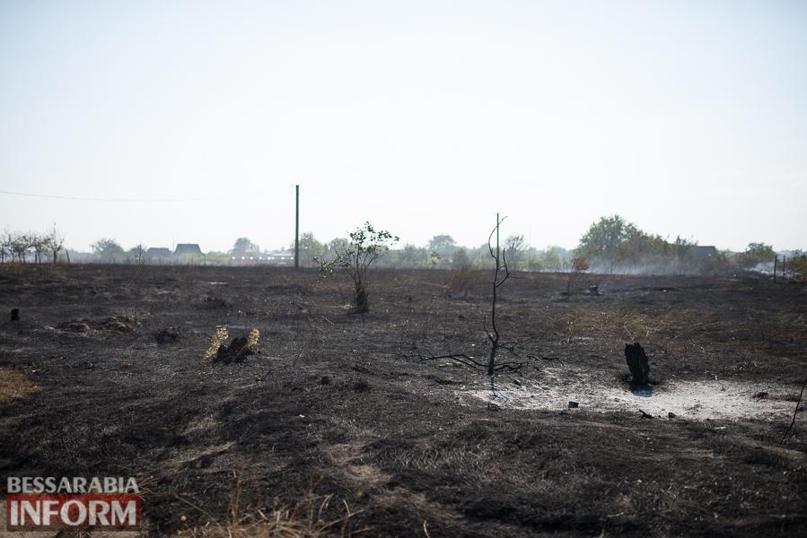 SME_3760 Измаил: последствия пожара на улице Некрасова (фото)