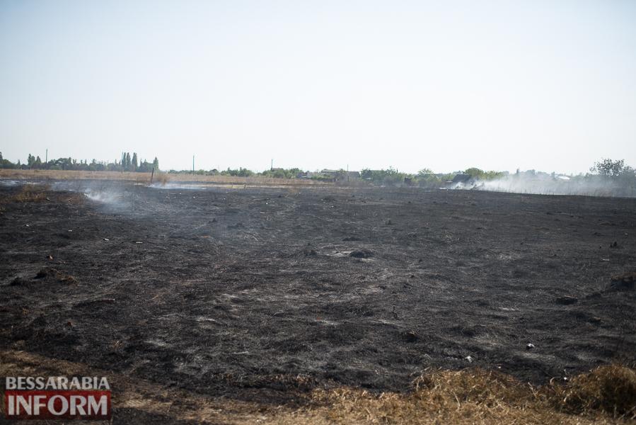 SME_3764 Измаил: последствия пожара на улице Некрасова (фото)