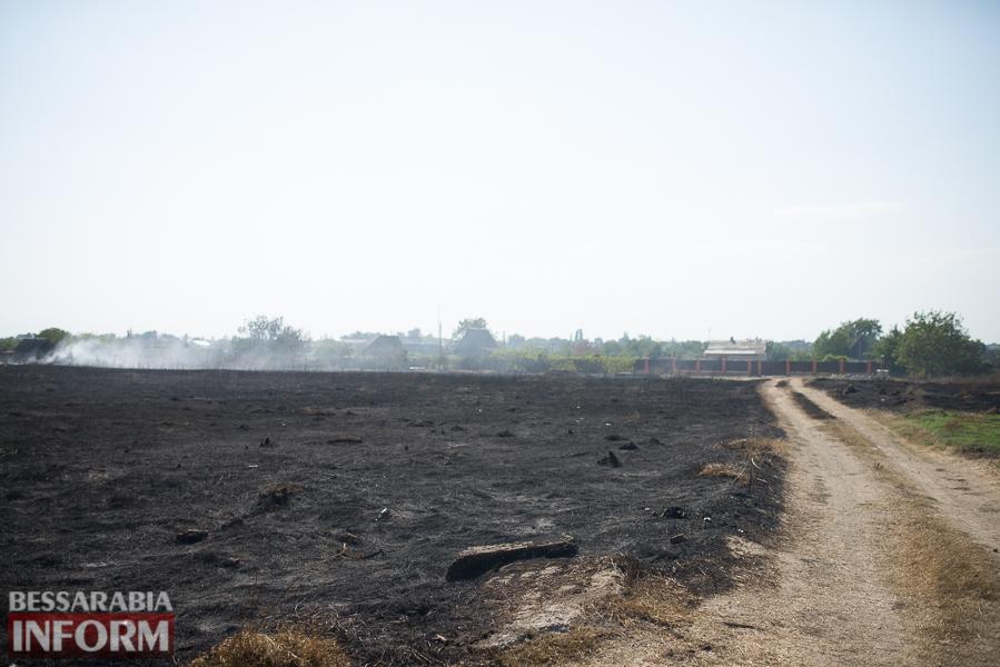 SME_3766 Измаил: последствия пожара на улице Некрасова (фото)