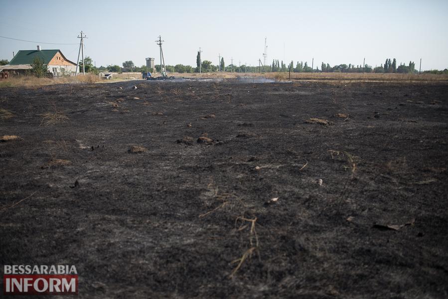 SME_3769 Измаил: последствия пожара на улице Некрасова (фото)