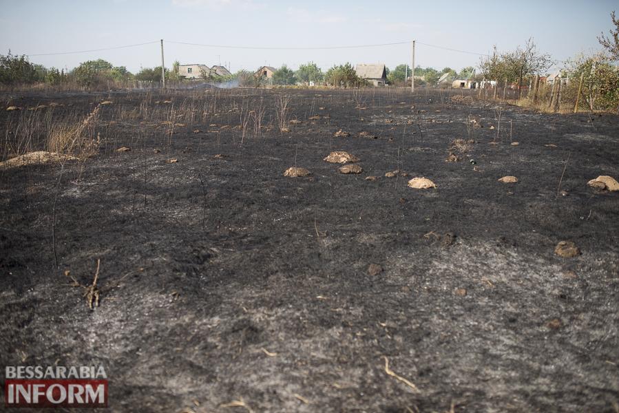 SME_3772 Измаил: последствия пожара на улице Некрасова (фото)