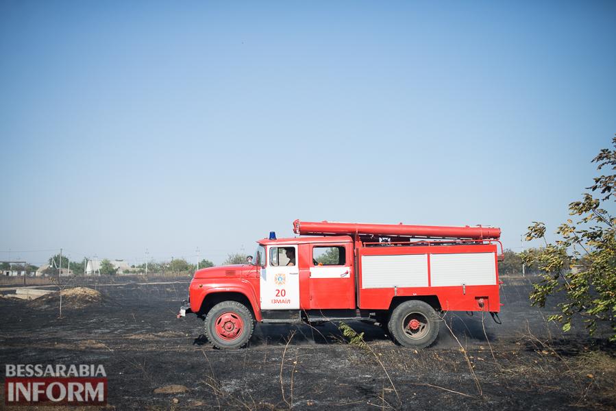 SME_3858 Измаил: последствия пожара на улице Некрасова (фото)