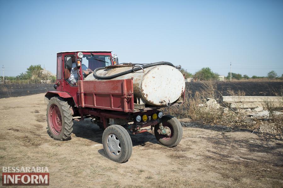SME_3865 Измаил: последствия пожара на улице Некрасова (фото)