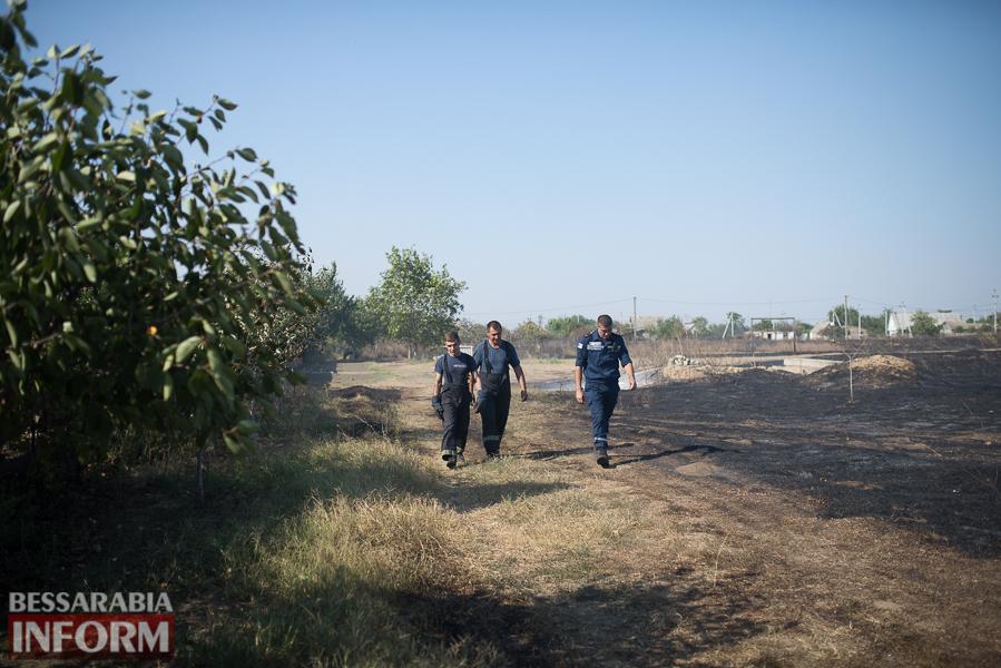 SME_3870 Измаил: последствия пожара на улице Некрасова (фото)