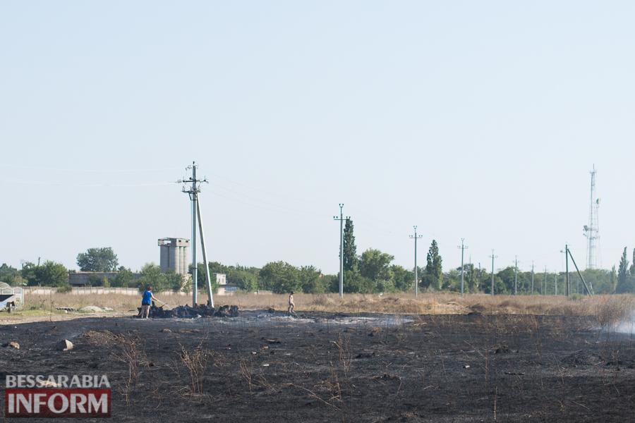 SME_3873 Измаил: последствия пожара на улице Некрасова (фото)