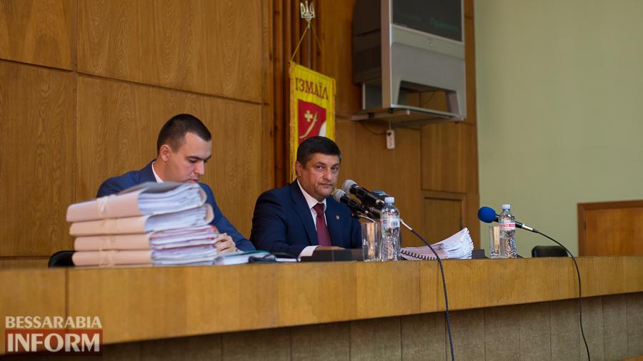 Депутаты поддержали участие Измаила в двух крупных грантовых проектах