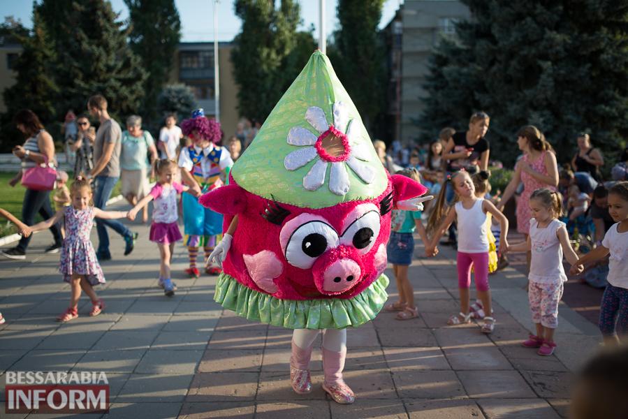 """SME_4215 Измаил: """"губернаторские"""" велосипеды - маленьким жертвам ротавируса (ФОТО)"""