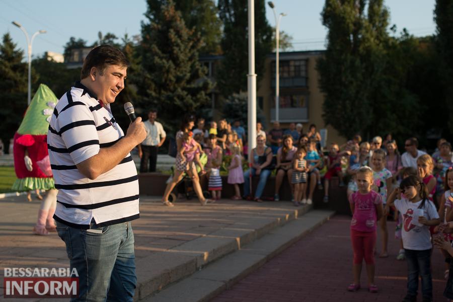"""SME_4259 Измаил: """"губернаторские"""" велосипеды - маленьким жертвам ротавируса (ФОТО)"""