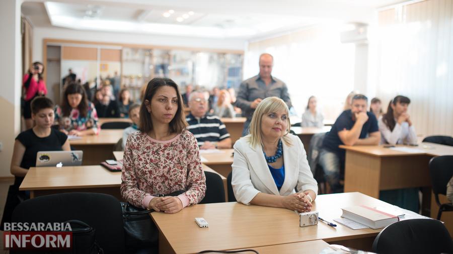 SME_4334 Киевские публицисты презентовали в Измаиле книгу об украинско-болгарской истории (ФОТО)