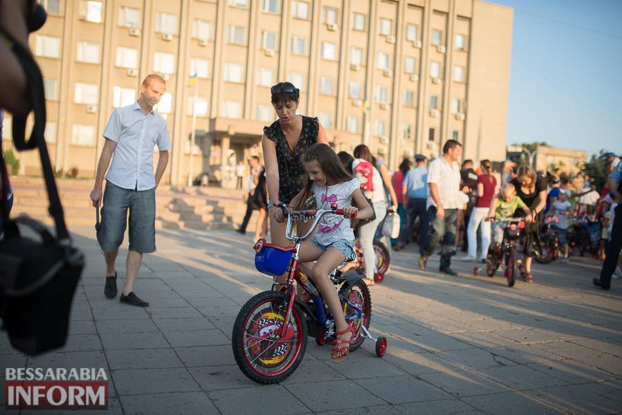 """SME_4374 Измаил: """"губернаторские"""" велосипеды - маленьким жертвам ротавируса (ФОТО)"""