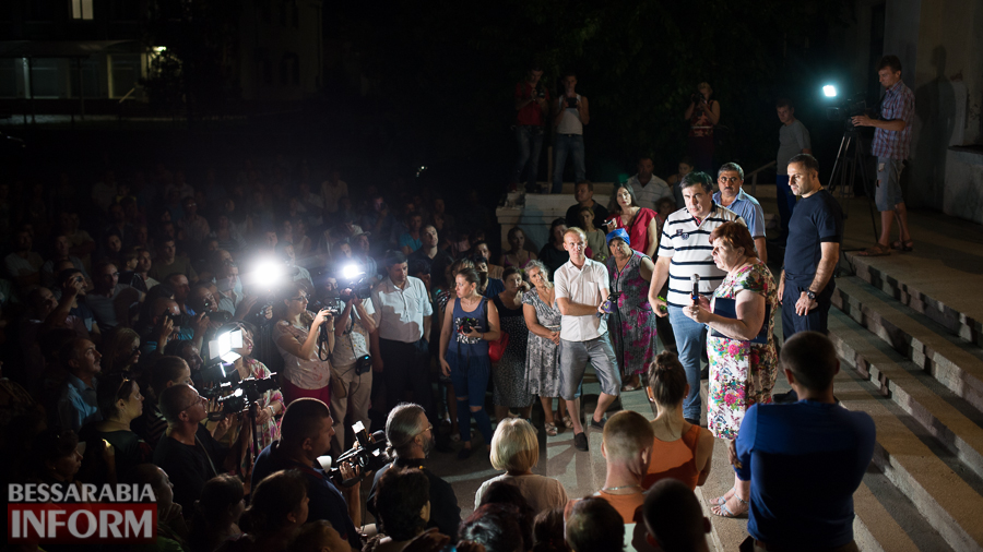 SME_4792 Саакашвили в Лощиновке: полицейских проверят на причастность к покрывательству преступлений (ФОТО)