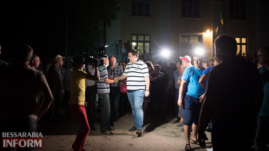 Саакашвили в Лощиновке: полицейских проверят на причастность к покрывательству преступлений (ФОТО)