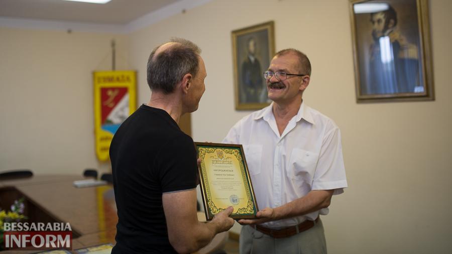 SME_4889 Citius, Altius, Fortius! - в Измаиле отметили лучших спортивных тренеров года (ФОТО)