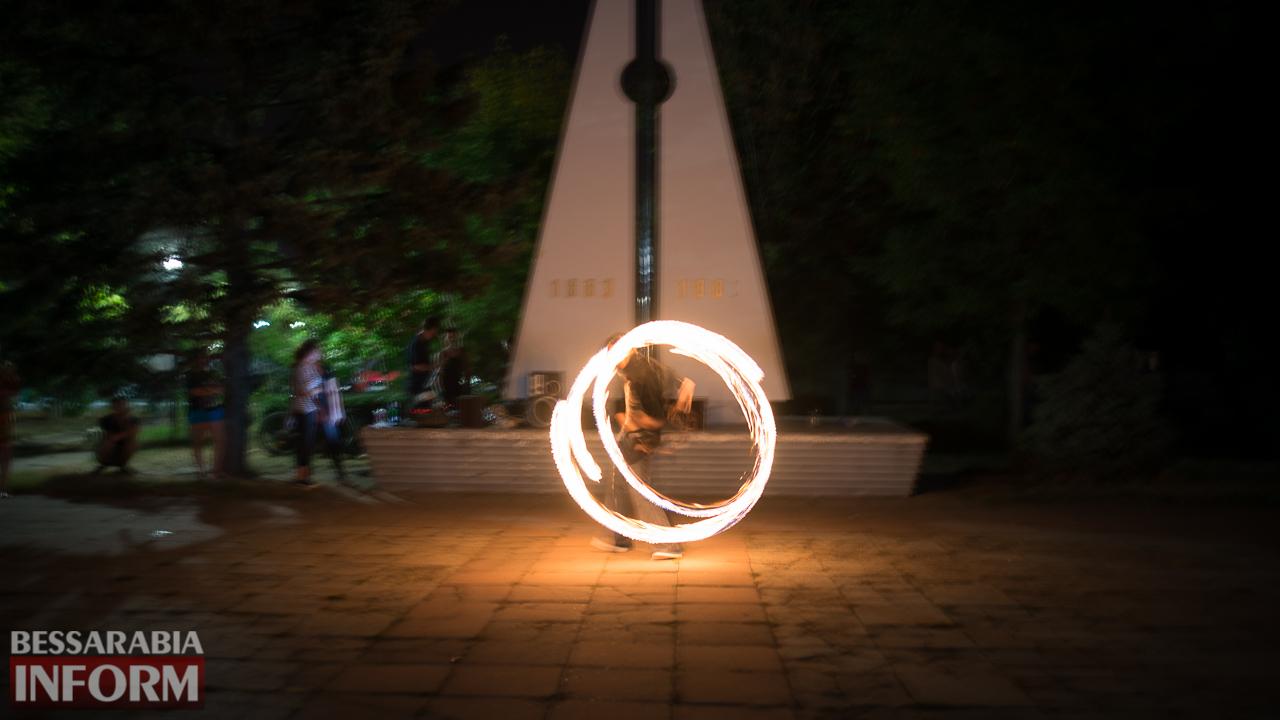 SME_5163 ФОТОРЕПОРТАЖ: зрелищное фаер-шоу прошло в Измаиле на набережной