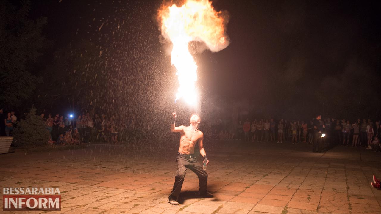 SME_5726 ФОТОРЕПОРТАЖ: зрелищное фаер-шоу прошло в Измаиле на набережной