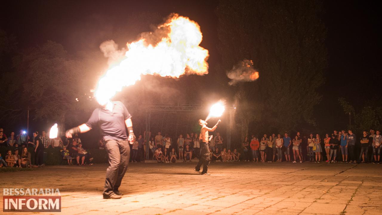 SME_5778 ФОТОРЕПОРТАЖ: зрелищное фаер-шоу прошло в Измаиле на набережной