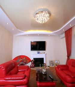 Натяжной потолок от Demi-Lune - идеальный вариант отделки для вашей квартиры