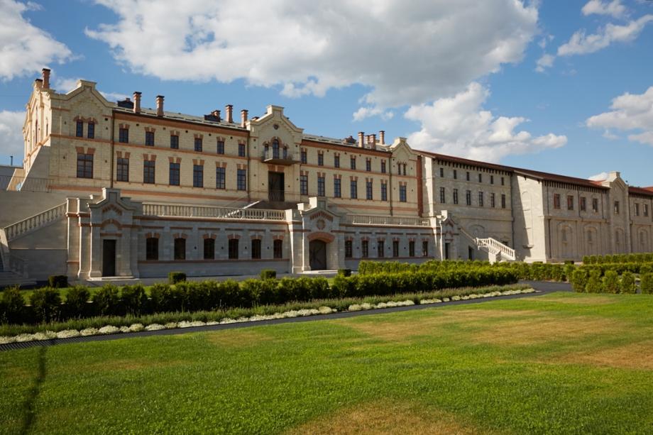 i В Молдове отреставрировали винный замок построенный по инициативе последнего губернатора Бессарабии