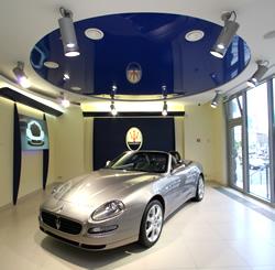 mazeratti-big Купить натяжные потолки от ТМ Деми Луне в Киеве можно уже дешевле