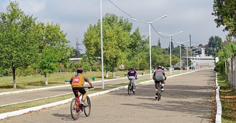qTSGxNeVVYM В Измаиле День физкультуры и спорта отметили по-велосипедному